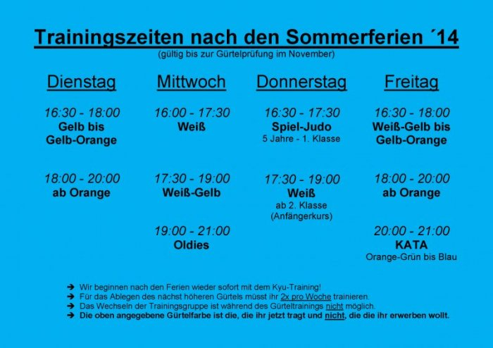 trainingszeiten2014-2