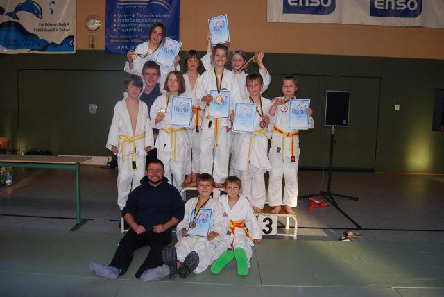 Teilnehmer BEM U11