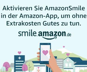 Amazon Smile jetzt auch in der Amazon-App